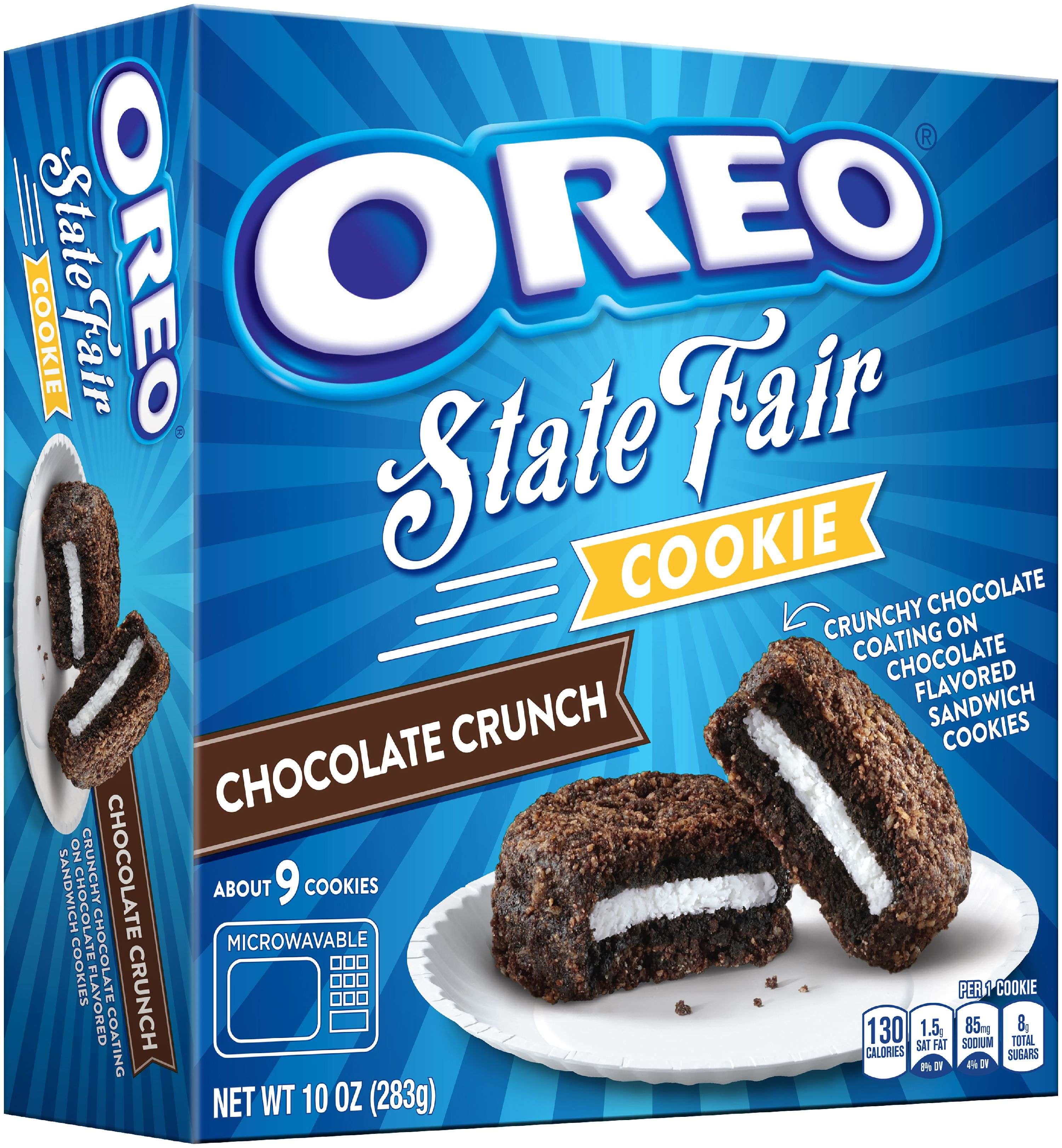Oreo State Fair Chocolate Crunch Cookie