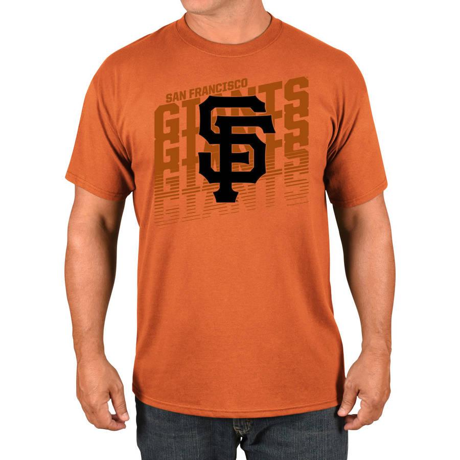 MLB San Francisco Giants Tall Men's Basic Tee