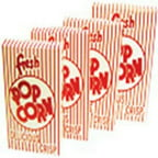 Benchmark USA 41569 Closed Top Popcorn Boxes - 2 Oz