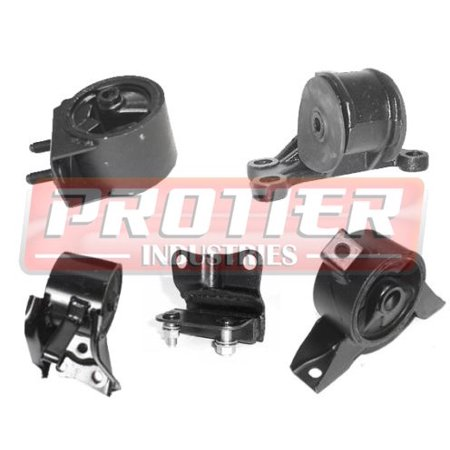 2001-2002 Mazda 626 2.0L Transmission & Motor Mount Set - Brand New -