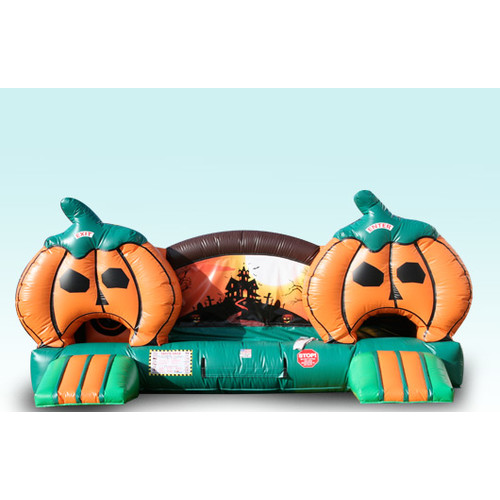 EZ Inflatables Halloween Maze Bounce House