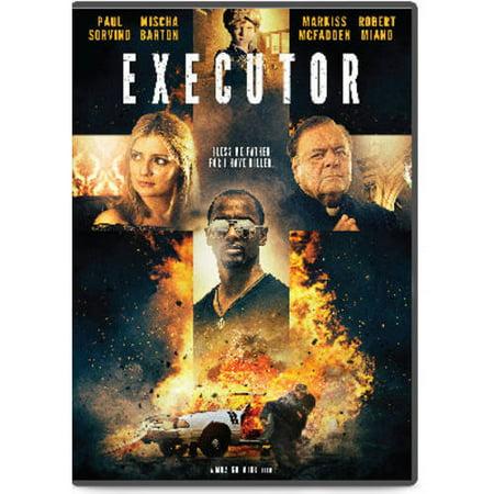 Executor  2017   Dvd