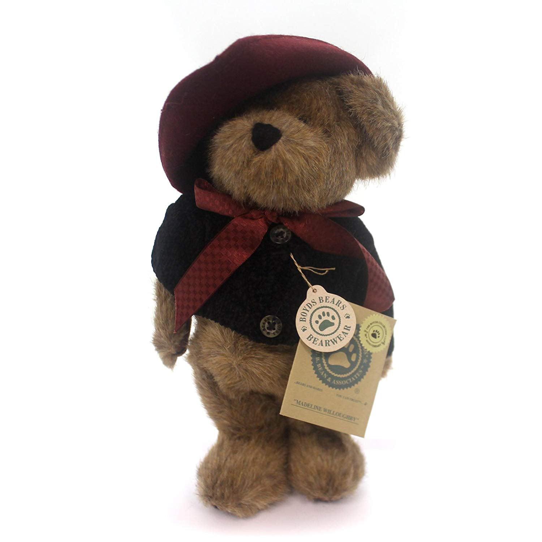"Boyds Bears Plush ""Madeline Willoughby"" J.B. Bean Associates 918333 by Boyds"