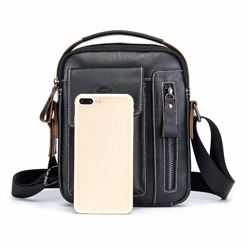 Yellowish Large Waterproof Black Fashion Shoulder Backpack,Kraft Paper Summer School Handbag With Leather Straps for Adult Girls Students