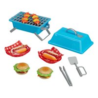 """My Life As BBQ Play Set for 18"""" Dolls, 25 Pieces"""