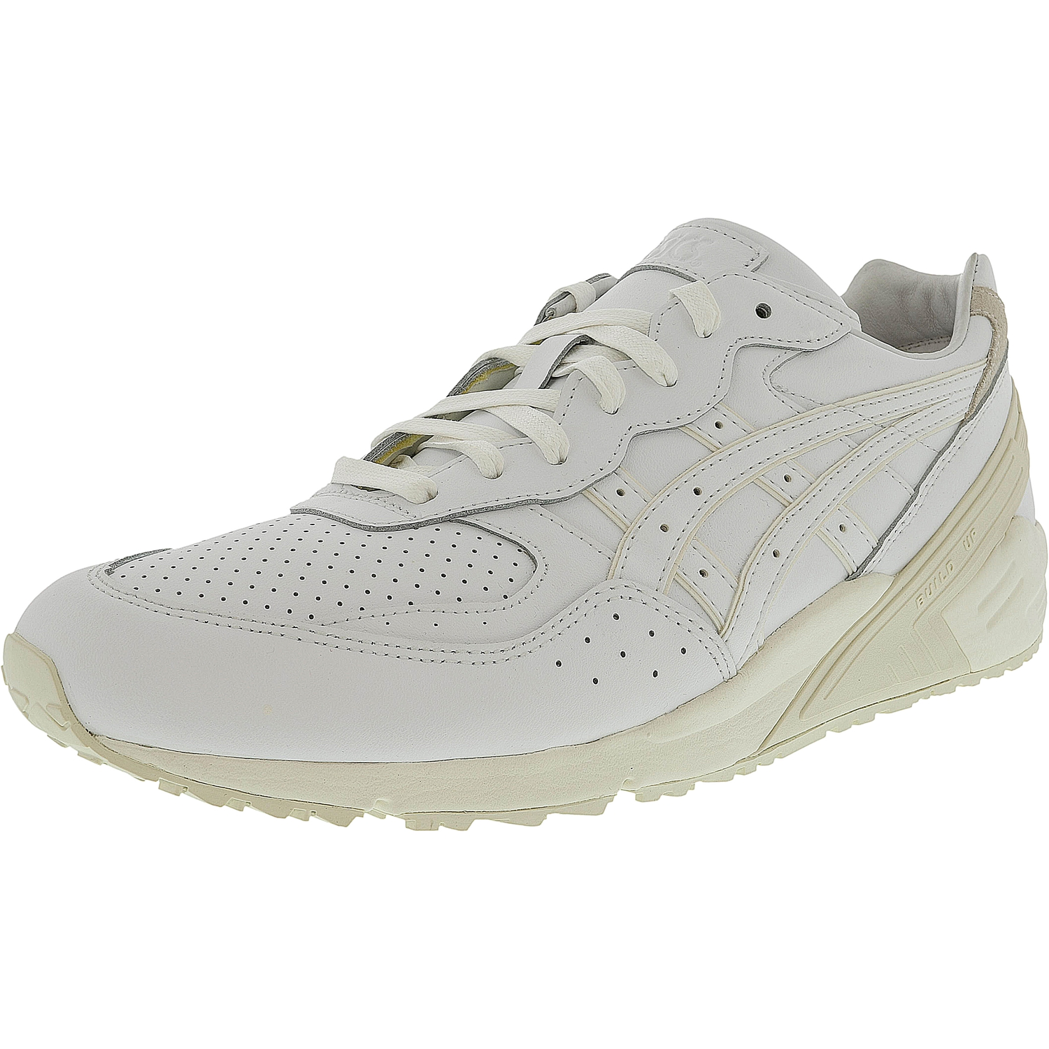 Asics Gel-Sight White   Ankle-High Leather Tennis Shoe 10M 8.5M by Asics