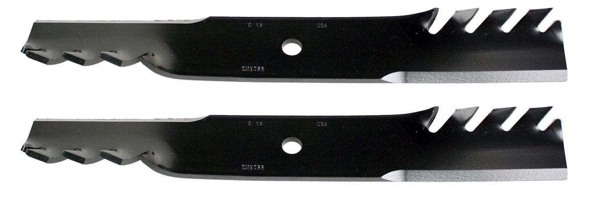 "3 USA Mower Blades® Ferris 5021227 A48185 1521227S 1521227 36/"" 52/"" 54/"" Deck"