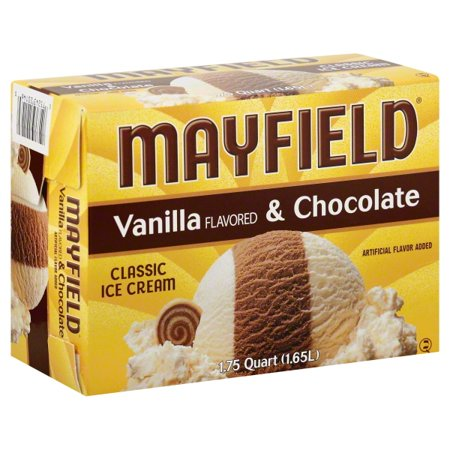 Dean Foods Mayfield Ice Cream 175 Qt