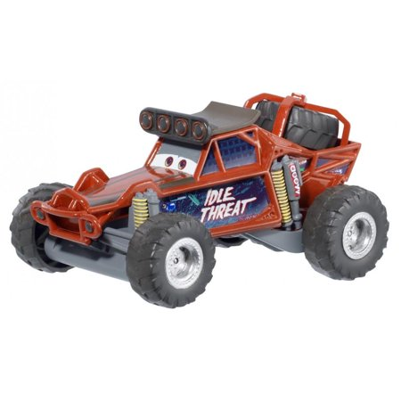 Disney/Pixar Cars Idle Die-Cast Character Vehicle, Threat