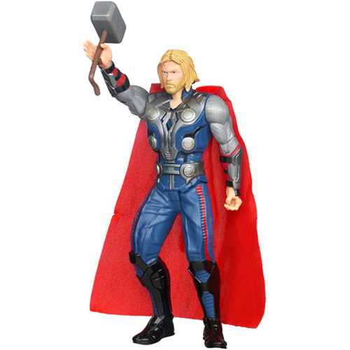 Marvel The Avengers Mighty Strike Thor Action Figure