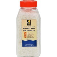 Sea Minerals HG0433839 2 lbs Bath Salts from the Dead Sea
