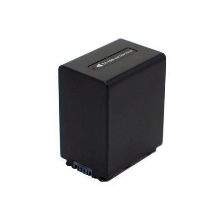 Progo 4500mAh Rechargeable Li-Ion Battery for Sony NP-FV100, fits Sony DCR-SR15, SR21, SR68, SR88, SX15, SX21, SX44, SX45, SX63, SX65, SX83, SX85, , HDR-CX105, CX110, CX115, CX130, CX150, CX155, CX160 4500mah Li Ion Battery