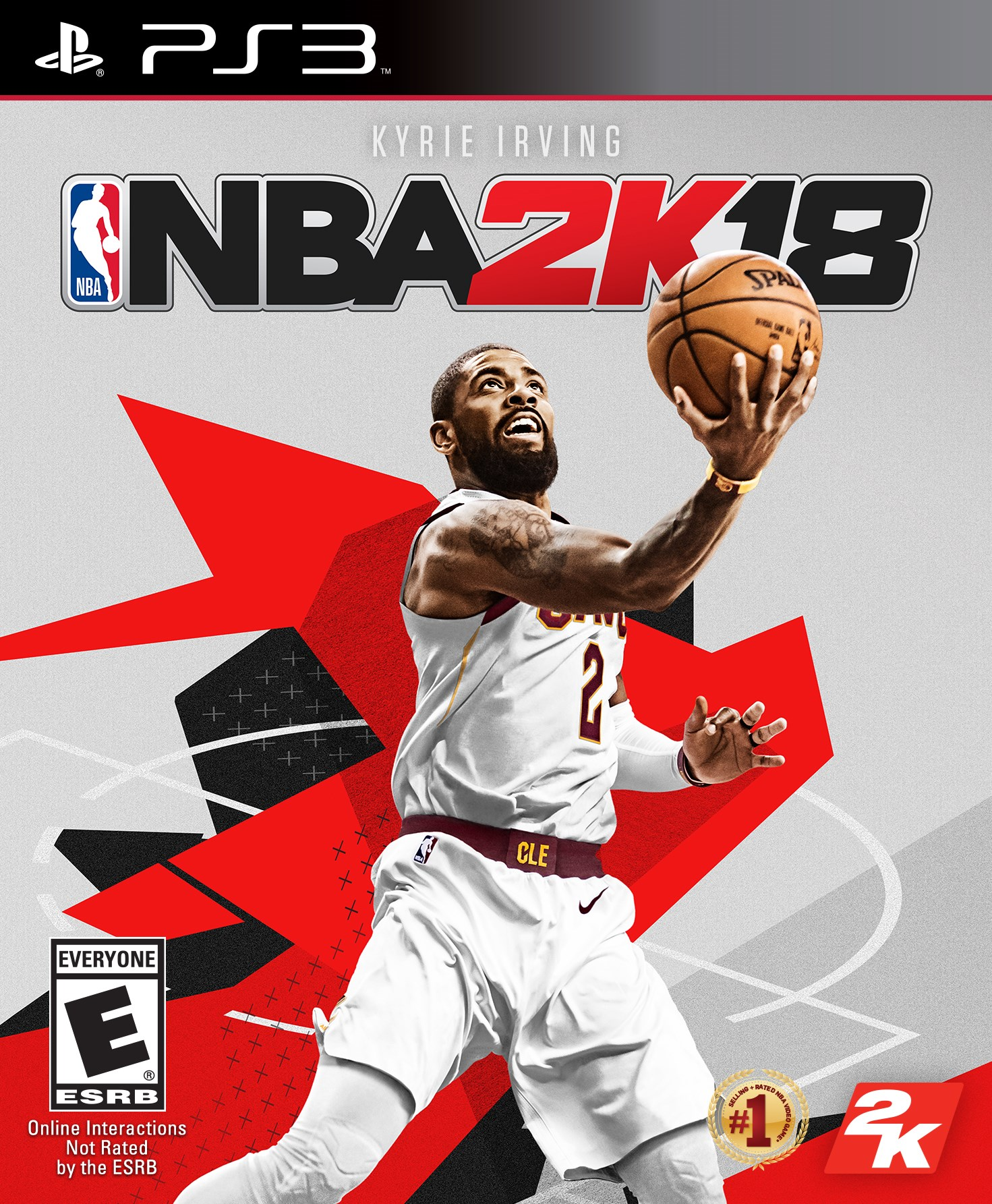NBA 2K18 Early Tip-Off Edition, 2K, PlayStation 3, 710425479045 by Visual Concepts