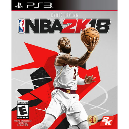 NBA 2K18, 2K, PlayStation 3, 710425479045