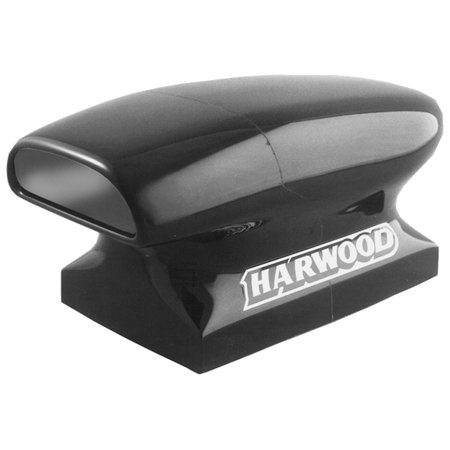 - HARWOOD 3153 Hood Cowls and Scoops Aero Comp III Hood Scoop 14-1/2in
