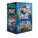 Amulet Seven Book Collection Paperback Edition by Kazu Kibuishi