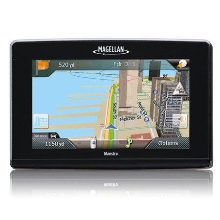 Refurbished Magellan Maestro 4370 4 3-inch Automotive GPS w/ Bluetooth  Enabled & MP3 player
