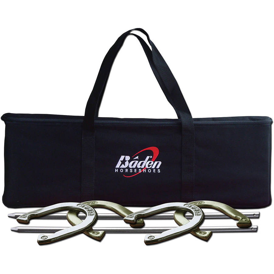 Baden Sports Champions Series Horseshoes Set
