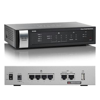 Rv320 Dualwan Vpn Router