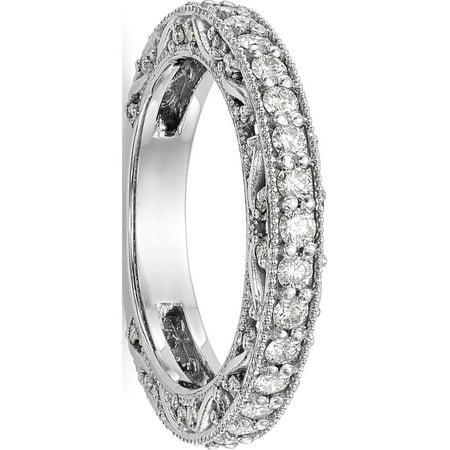 Diamond White Usa >> Jewelry By Sweet Pea Usa 14k White Gold Aa Diamond Ring