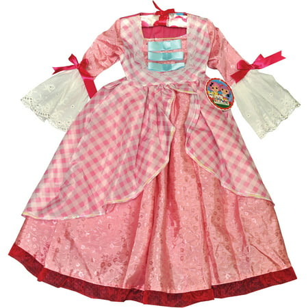 Lalaloopsy Dress Child 4-6](Lalaloopsy Mittens Costume)