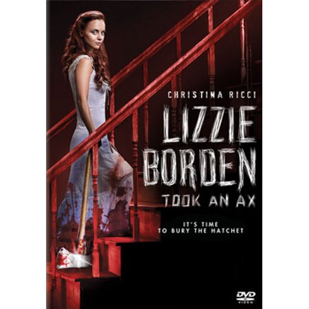 Lizzie Borden Took an Ax (DVD) (Lizzie Kate Halloween Rules)