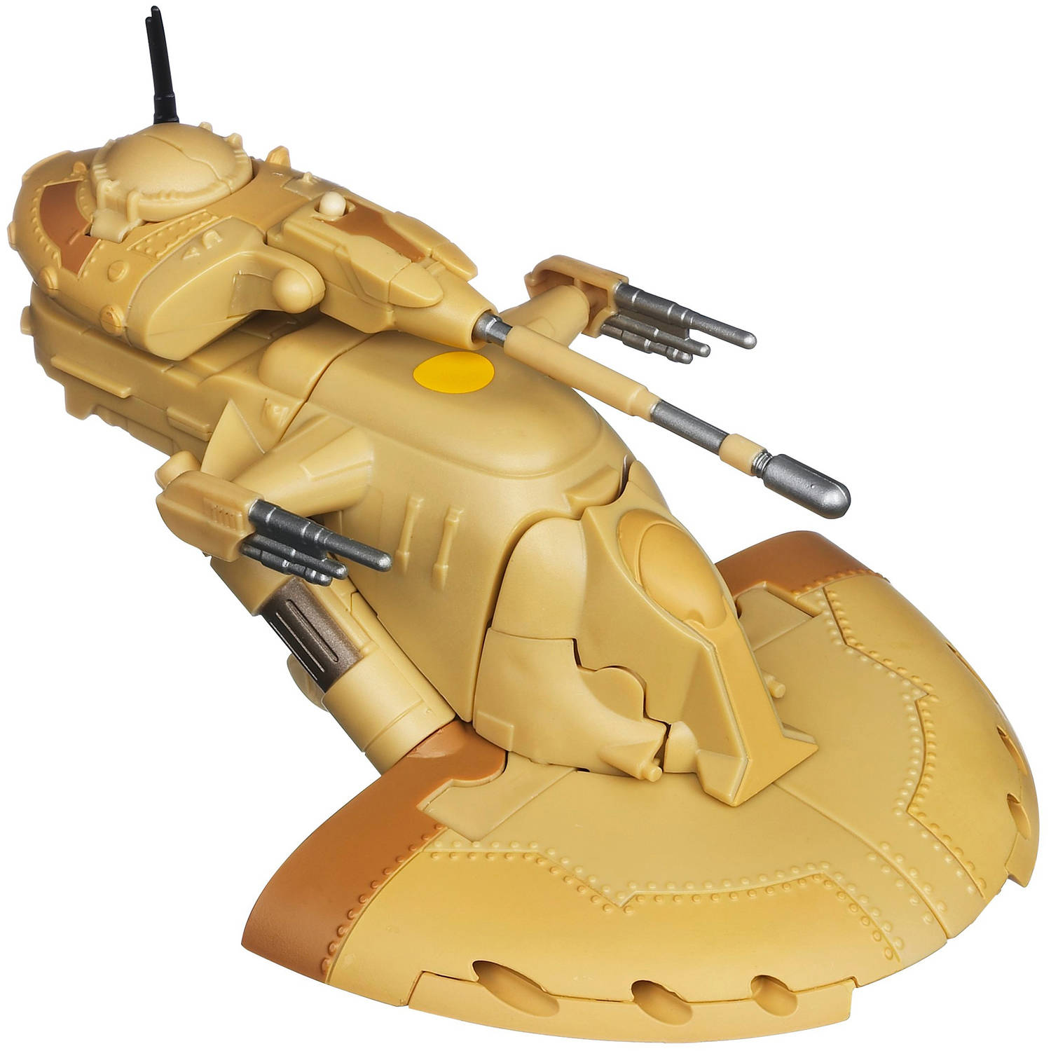 Star Wars Transformers Battle Droid To AAT Action Figure