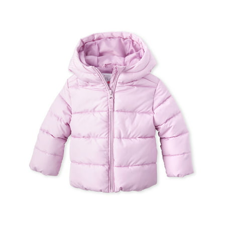 The Children's Place Baby & Toddler Girl Puffer