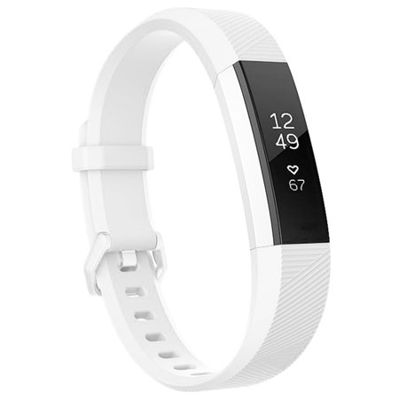 For Fitbit Alta HR Band and Fitbit Alta Bands(White,Small)