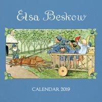 Elsa Beskow Calendar: Elsa Beskow Calendar 2019 (Other)