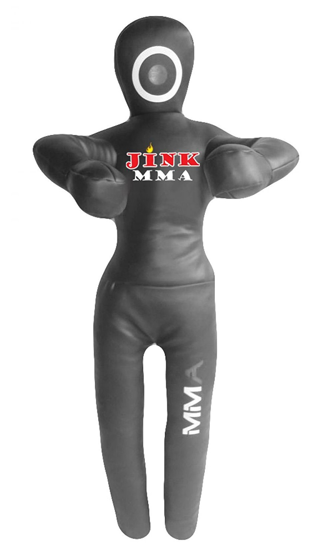 "6 feet MMA Youth Wrestling//Throwing Grappling Dummy 70/"" Black"