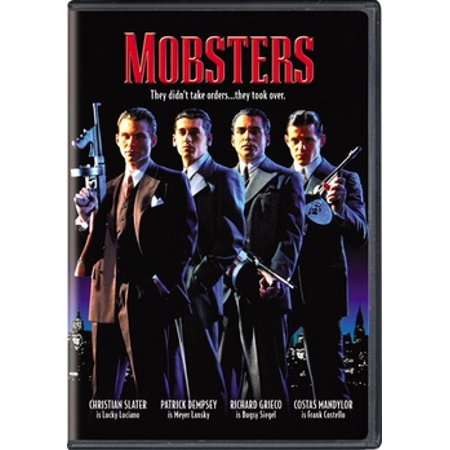 Mobsters (DVD) - 1920 Mobster