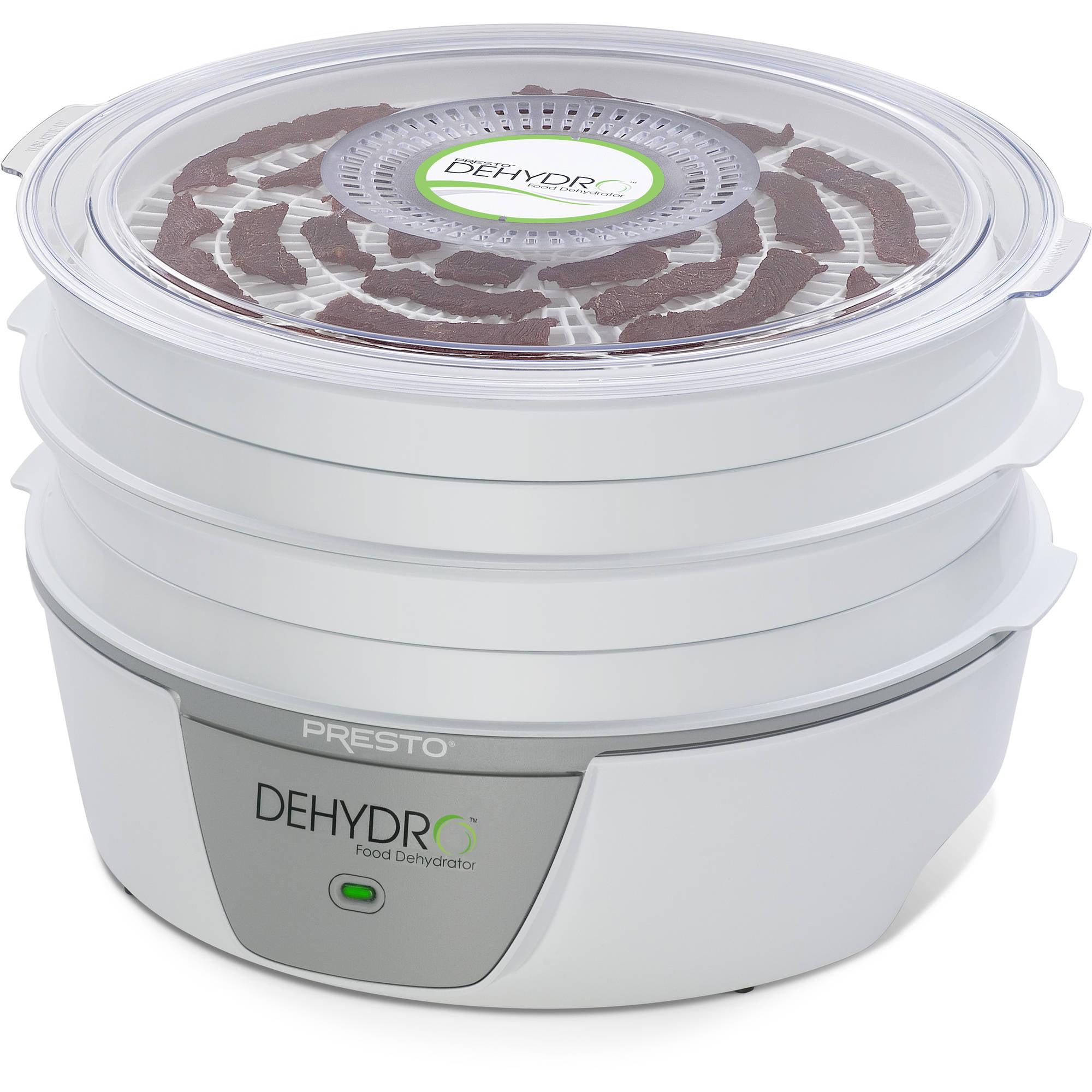 Presto Dehydro Electric Food Dehydrator 06300 Walmart Com