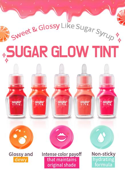 PERIPERA Sugar Glow Tint (#4 Sweet and Sour)