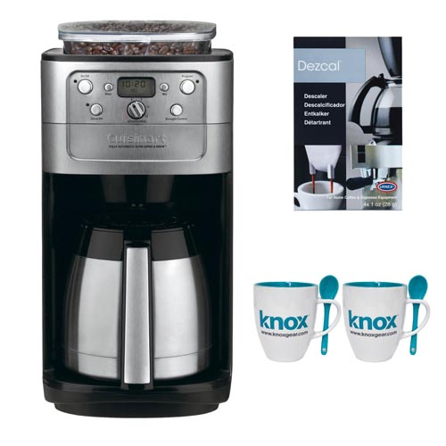 Cuisinart DGB-700BC Graind & Brew 12-Cup Automatic Coffee...