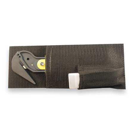 Swift Safety Cutter Utility Knife Holster, -, Nylon, Black, CT-HOL Box Knife Holder