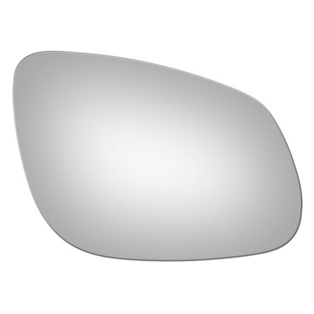 Porsche Cayenne Twin Turbo - Burco 5137 Right Side Power Replacement Mirror Glass for 03-06 Porsche Cayenne