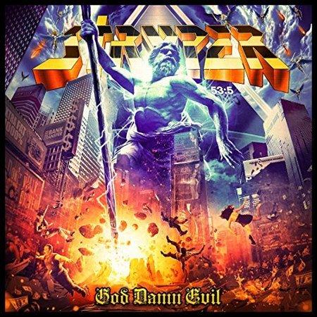 God Damn Evil (CD) (Best Damn Thing Cd)