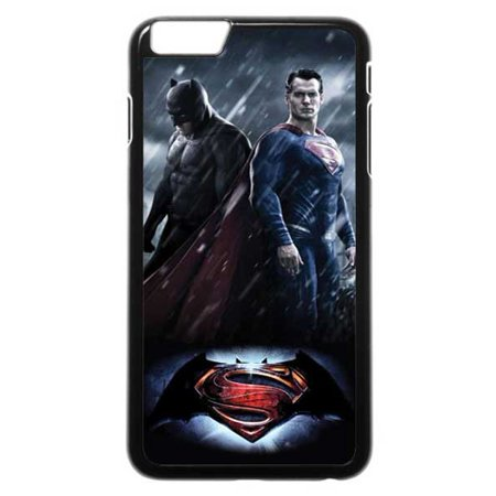 Superman Batman iPhone 6 Plus Case](Reversible Batman Superman Cape)