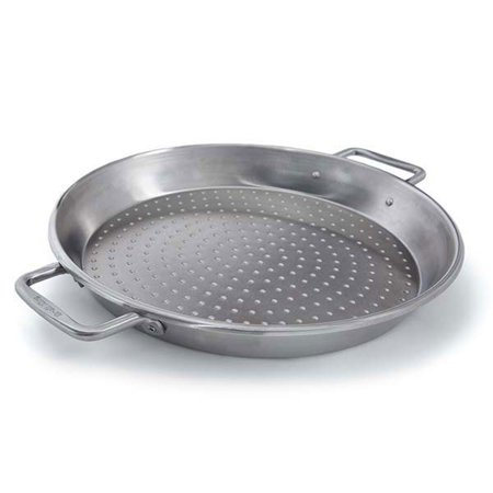 "Broil King 14"" Stainless Steel Paella and Roasting Pan"