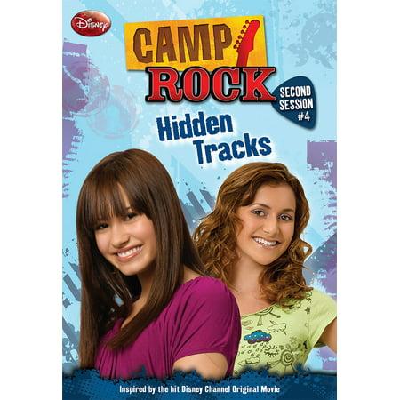 Camp Rock: Second Session: Hidden Tracks - eBook
