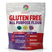 Divided Sunset Gluten Free Flour