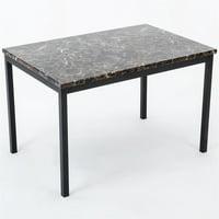 Arjen Dining Table [Brown]