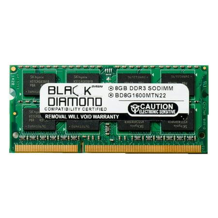 8GB Black Diamond Memory Module for Apple MacBook Pro. MD104LL/A (15