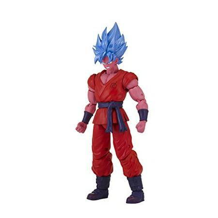 Dragon Ball Super - Dragon Stars Super Saiyan Blue Kaioken x10 Goku Figure (Series 6) - image 4 de 4