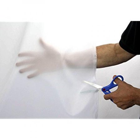 ALZO Nylon Silk Diffusion Fabric White, 60 Inches Wide, by the Yard