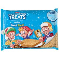 Kellogg's Rice Krispies Treats Squares Holiday Sheet 32 oz