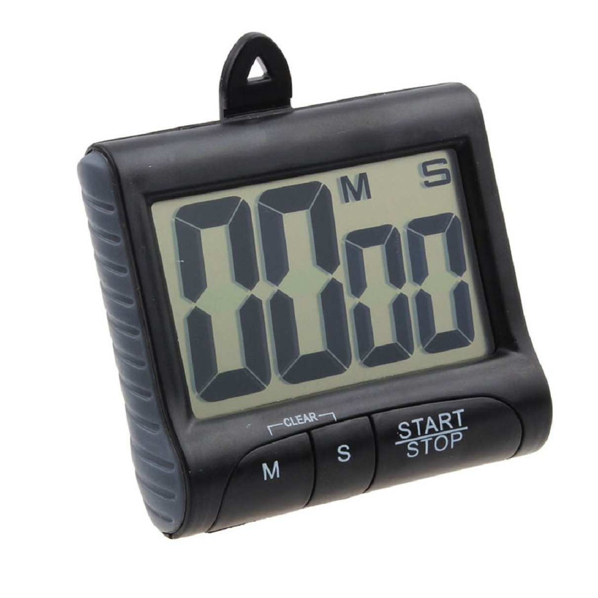 Kitchen Timer and Digital Countdown Alarm Clock with Magnet