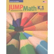 Jump Math CC AP Book K.1 : Common Core Edition