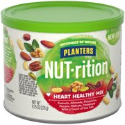 Planters NUT?rition Heart Healthy Mix 9.75 oz. Canister